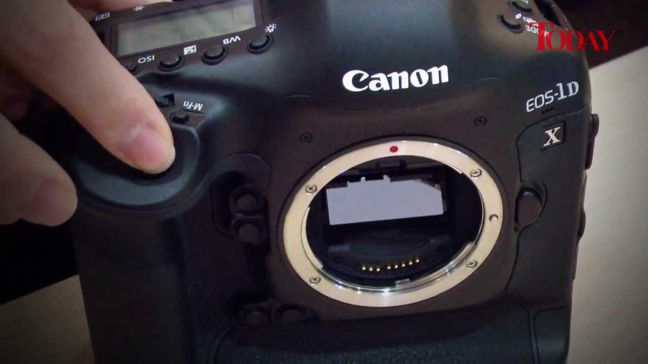 Canon EOS 1DX DSLR Review