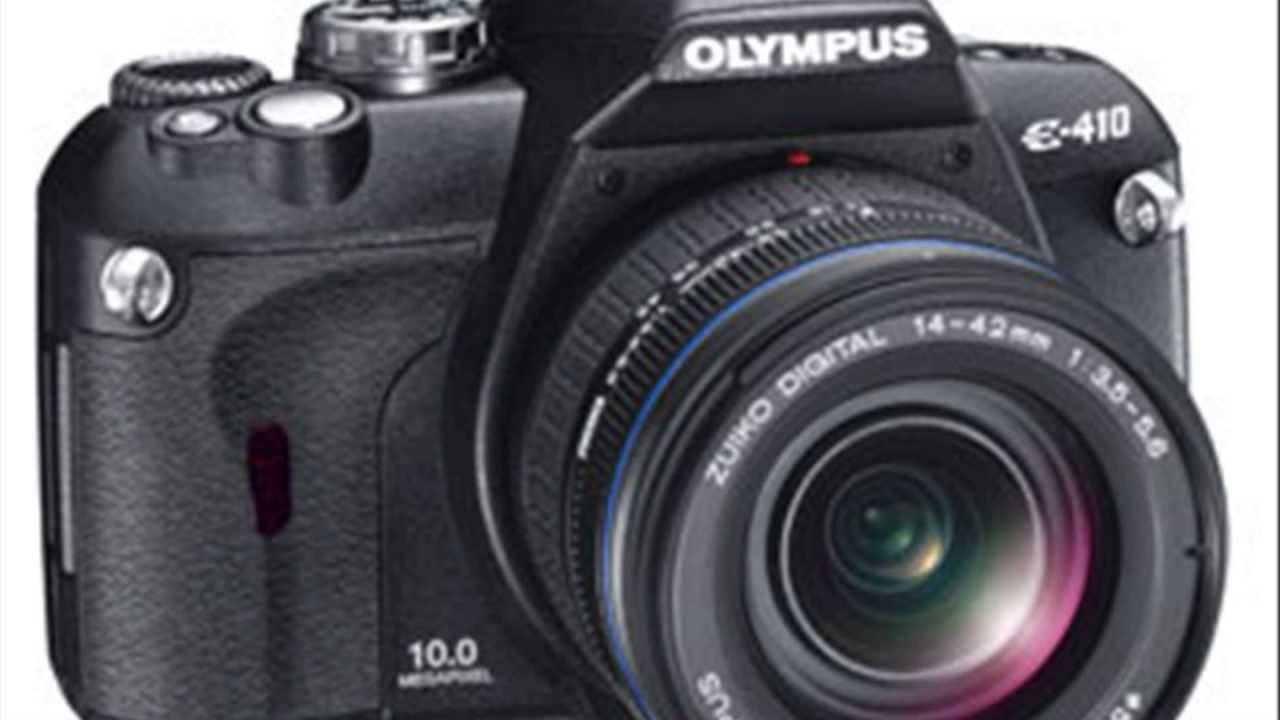 Olympus E-410 Kit 14-42mm DSLR Photo Camera