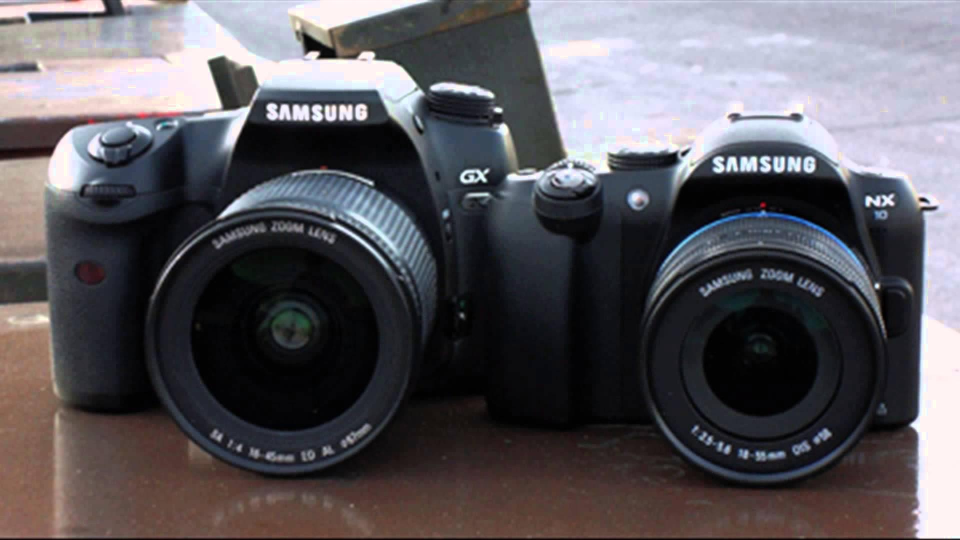 samsung gx20 body dslr photo camera