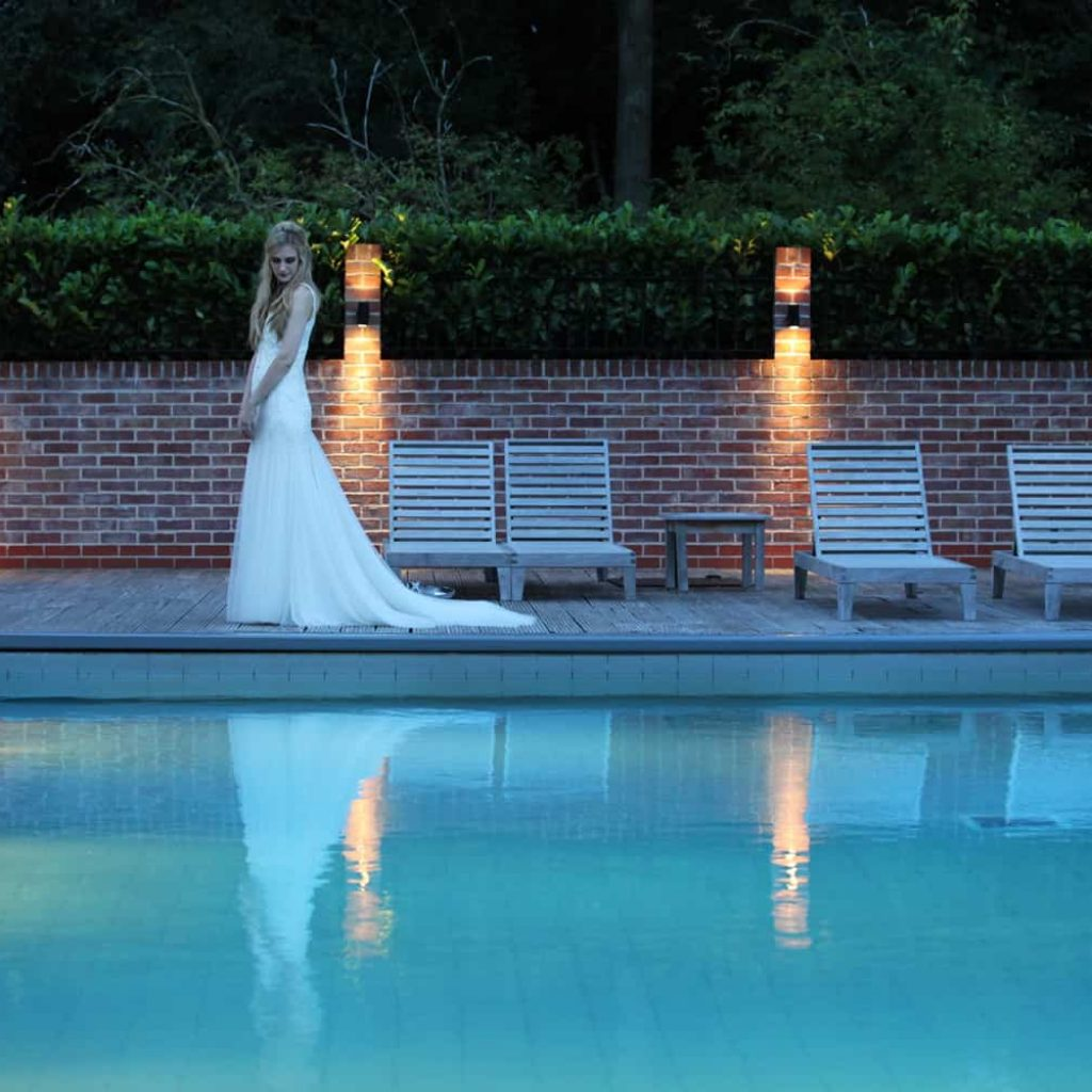 le masion talbooth wedding photography bridal portrait by David Michael Photography