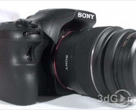 #1411 – Sony A57 16.1MP DSLR Camera w/ 18-55mm Lens Kit Video Review