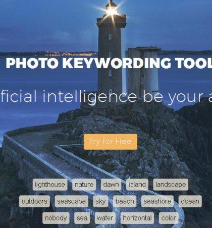Keywordsready – An Amazing Photo Keywording Tool for Stock Photographers