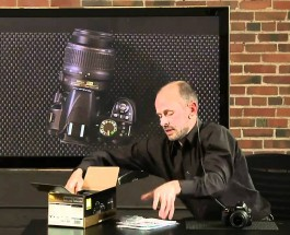 An Introduction to the Nikon D3100 DSLR