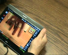 Connecting a Nikon DSLR to a tablet: Samsung Galaxy Tab 4 / Tab S