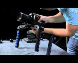 DSLR Camera DSLR Rig Shoulder Mount for DV Sony Canon nikon panasonic