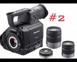 Panasonic AG-AF100 more details from IBC – say goodbye to your DSLR