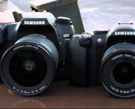 samsung gx20 body dslr photo camera