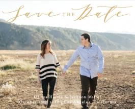 3 Amazing Tips to Capture Perfect Photos for Save the Date Cards