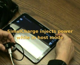 Connecting a Canon DSLR to a tablet: Samsung Galaxy Tab 4 / Tab S