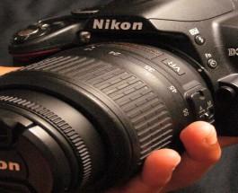 Nikon D3000 DSLR Camera Review and Test!