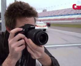 Nikon D5200 DSLR Camera Hands On Preview at CES 2013