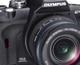 Olympus E-410 Kit 14-42mm DSLR Photo Camera
