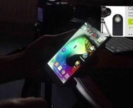 Samsung galaxy S4 / S 5 as DSLR remote